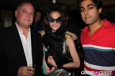 manish vora in Party for the Pelicans
