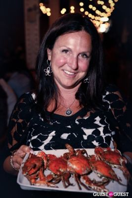 stacy geisinger in Hammer and Claw Blue Crab Feast Day 3