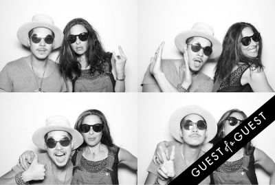 stacy london in IT'S OFFICIALLY SUMMER WITH OFF! AND GUEST OF A GUEST PHOTOBOOTH