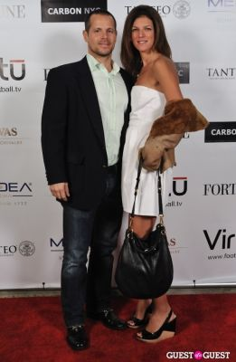 stefan lumiere in Carbon NYC Spring Charity Soiree