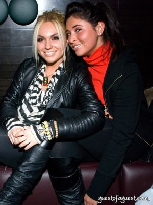 stefanie shabashova in Gotham Lasik Vision Party