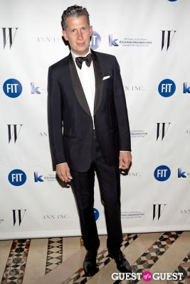 stefano tonchi in FIT Gala
