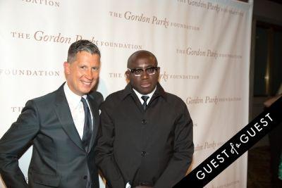 stefano tonchi in Gordon Parks Foundation Awards 2014