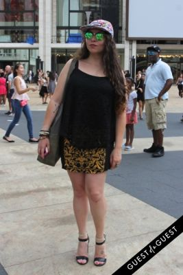steph maida in NYFW Style From the Tents: Street Style Day 3