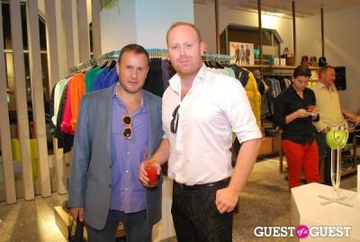 stephan chiche in United Colors of Benetton and PAPER Magazine celebrate the launch of new Benetton