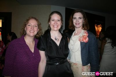 stephanie green in Sex & the City Reception & Screening in Georgetown