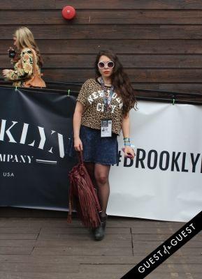 stephanie maida in SXSW Street Style