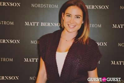 stephanie mcglone in The Launch of the Matt Bernson 2014 Spring Collection at Nordstrom at The Grove
