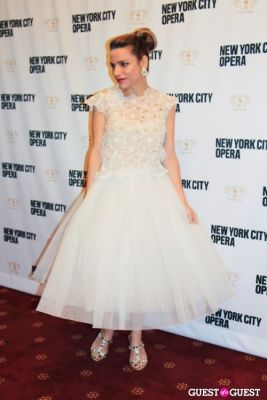 stephanie newhouse in New York City Opera Spring Gala 2013