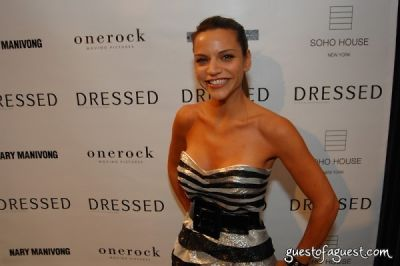 stephanie newhouse in Dressed Screening Event