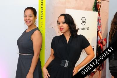 francis rodriguez in Refinery 29 Style Stalking Book Release Party
