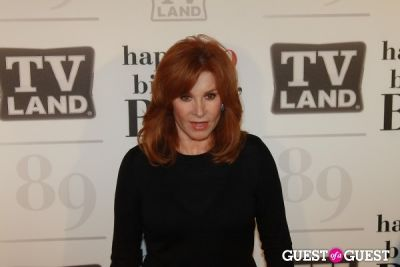stephanie powers in Betty White's 89th Birthday Party