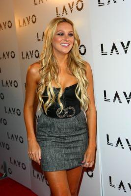 stephanie pratt in Grand Opening of Lavo NYC