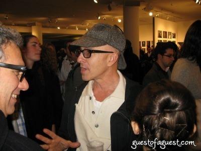 stephen petronio in Mike Figgis at Milk Gallery