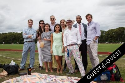 stephen wareham in 30th Annual Harriman Cup Polo Match