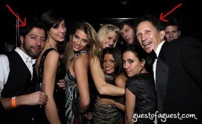 steve ekerovich in Bijoux New Years Party