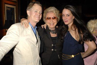 steve ross in Bernard Bierman's 101st Birthday Party