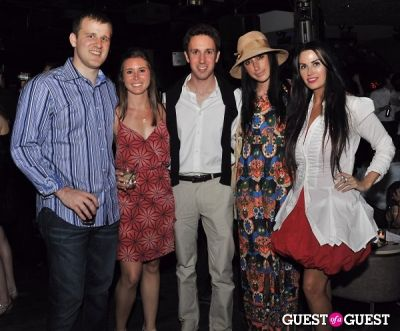 lauren rae-levy in Cancer Research Institute Young Philanthropists 4th Annual Midsummer Social
