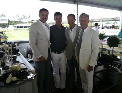 steven gambrel in 37th Annual Hampton Classic