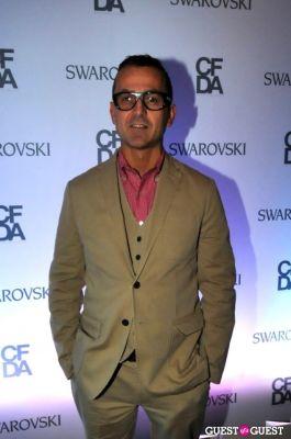 steven kolb in Swarovski Pre-CDFA Awards Party
