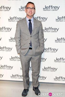 steven kolb in Jeffrey Fashion Cares 10th Anniversary Fundraiser