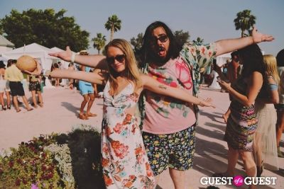 steven meiers in Coachella: LACOSTE Desert Pool Party 2014