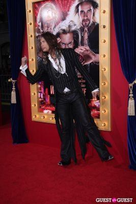 steven tyler in World Premiere of The Incredible Burt Wonderstone