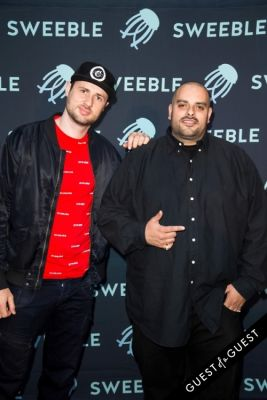 berner in Sweeble Launch Event