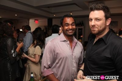 stuart tracte in Gogobot's A Taste of St. Tropez + Nuit Blanche at Beaumarchais