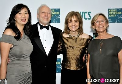 lee emkee in Wildlife Conservation Society Gala 2013
