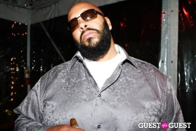 suge knight in NYE 2011 @ The Roosevelt