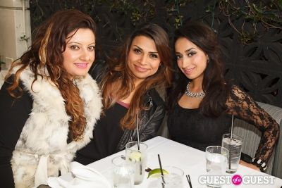 sukhi brar in Bagatelle Oscar Brunch