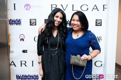 therese quiao in Nival Salon Men Spa Event