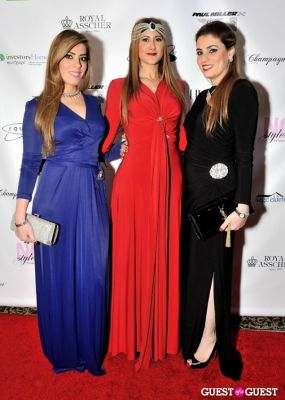 engie hassan in Champagne & Song Gala Celebrating Sage Eldercare