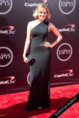 sunny mabrey in The 2014 ESPYS at the Nokia Theatre L.A. LIVE - Red Carpet