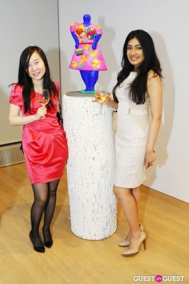 divya singaravelu in IvyConnect NYC Presents Sotheby's Gallery Reception