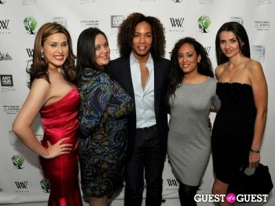 paul wharton in Sip with Socialites Premiere Party