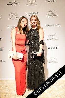 susan kim in Brazil Foundation XII Gala Benefit Dinner NY 2014