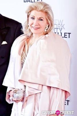susan krysiewicz in New York City Ballet's Spring Gala