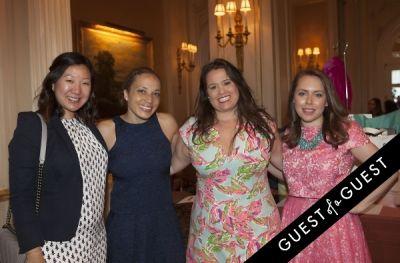mei li-da-silva-vint in Ovarian Cancer National Alliance Teal Gala