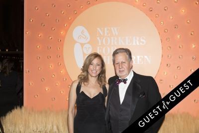 susan magazine-and-eric-brettschneider in New Yorkers For Children 15th Annual Fall Gala