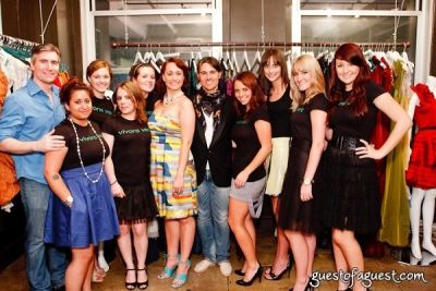 amy lee in The Green Room NYC Presents a Trunk Show and Cocktails
