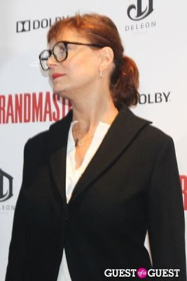 susan sarandon in The Grandmaster NY Premiere