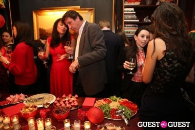 susan sudovar in American Ballet Theater Junior Council Red Hot Cocktail Party