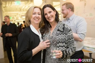 alice hricak in Perkins+Will Fête Celebrating 18th Anniversary & New Space