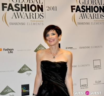 susanna kempe in WGSN Global Fashion Awards.