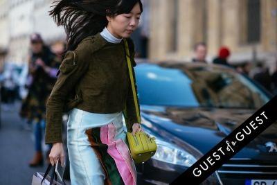susie bubble in Paris Fashion Week Pt 1