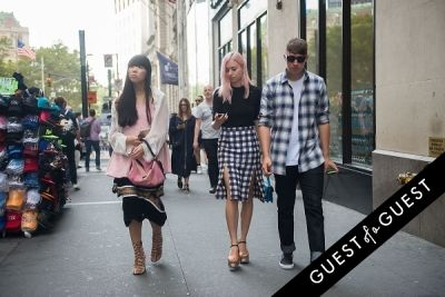 susie lau in Fashion Week Street Style: Day 4