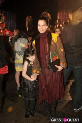 ara lopez in NYC Fashion Week FW 14 Street Style Day 5