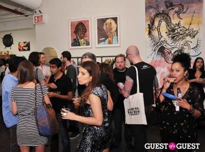 suzanna lee in Ed Hardy:Tattoo The World documentary release party